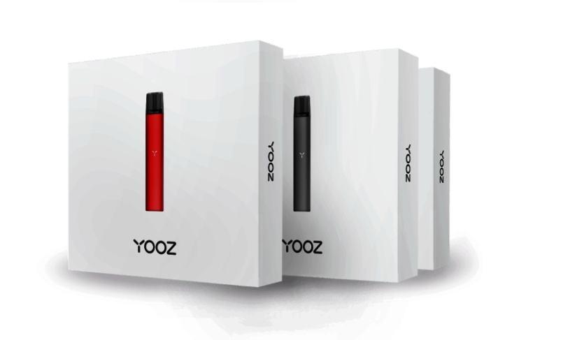 2019年电子烟排行榜前8强之柚子yooz电子烟