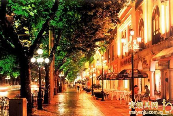 上海酒吧街哪里最出名