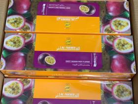 进口阿尔法赫50克新口味百香果与冰苹果到货