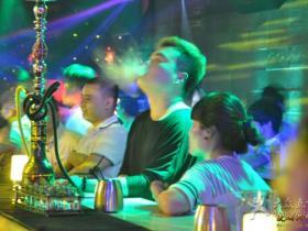 杭州cocobanana 酒吧阿拉伯水烟