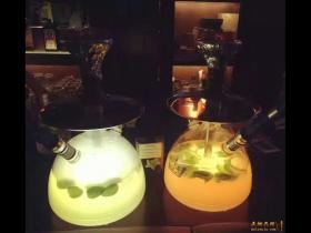 武汉酒吧水烟欢迎品尝 武昌区Wu night酒馆阿拉伯水烟壶