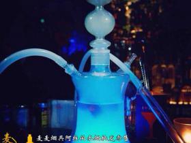 宁波象山县宝丽金尊尚会KTV会所酒吧阿拉伯水烟壶