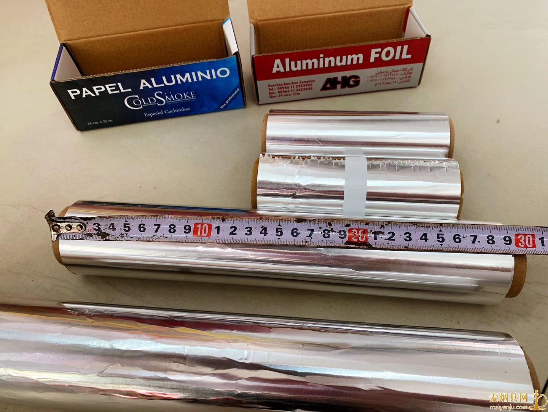 成卷锡纸图片规格价格批发多少钱一卷