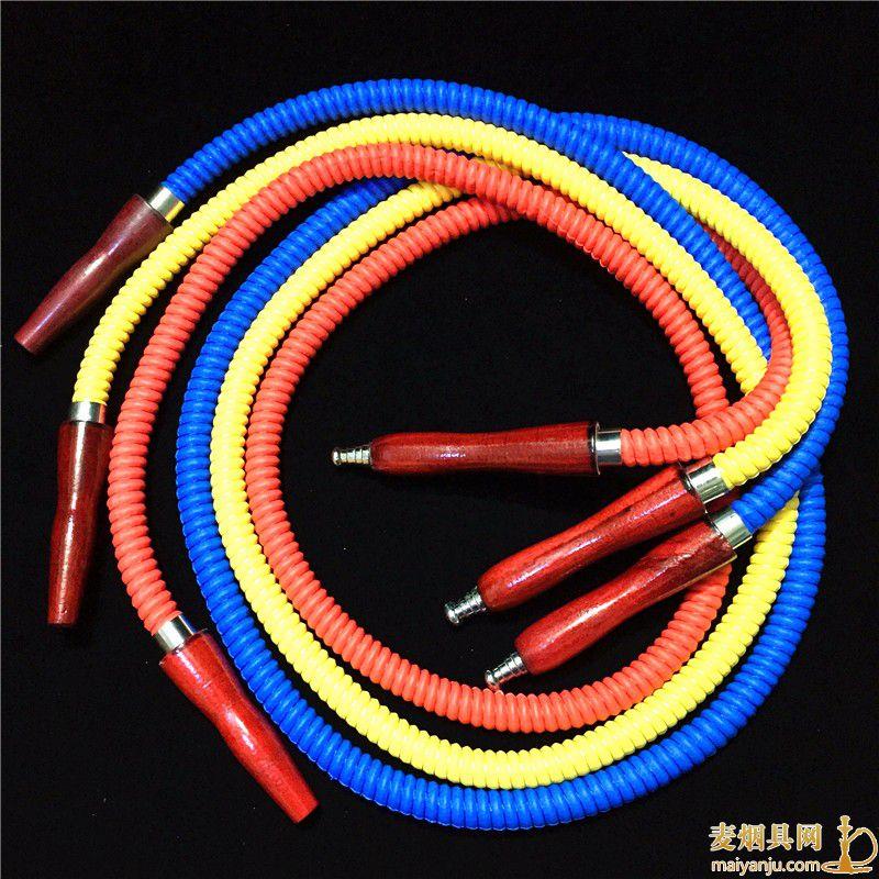 关于烟管-阿拉伯水烟吸管--阿拉伯水烟常用配件介绍