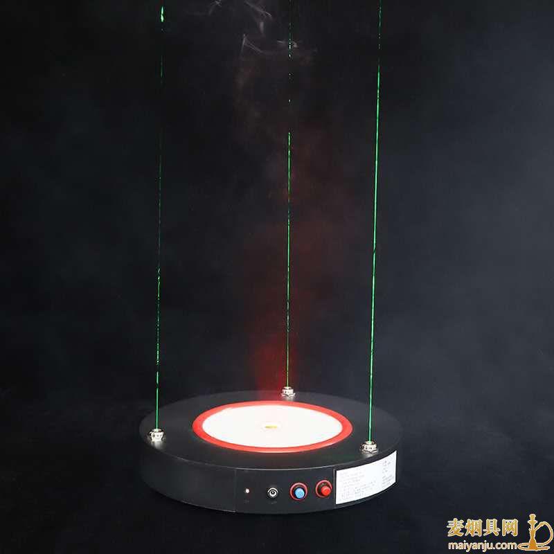 阿拉伯水烟壶底座激光气氛灯盘