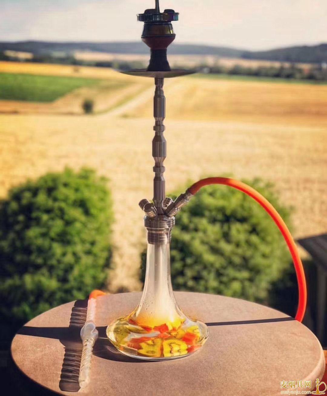 MIG304不锈钢阿拉伯水烟壶,精工品质图片价格批发多少钱一个