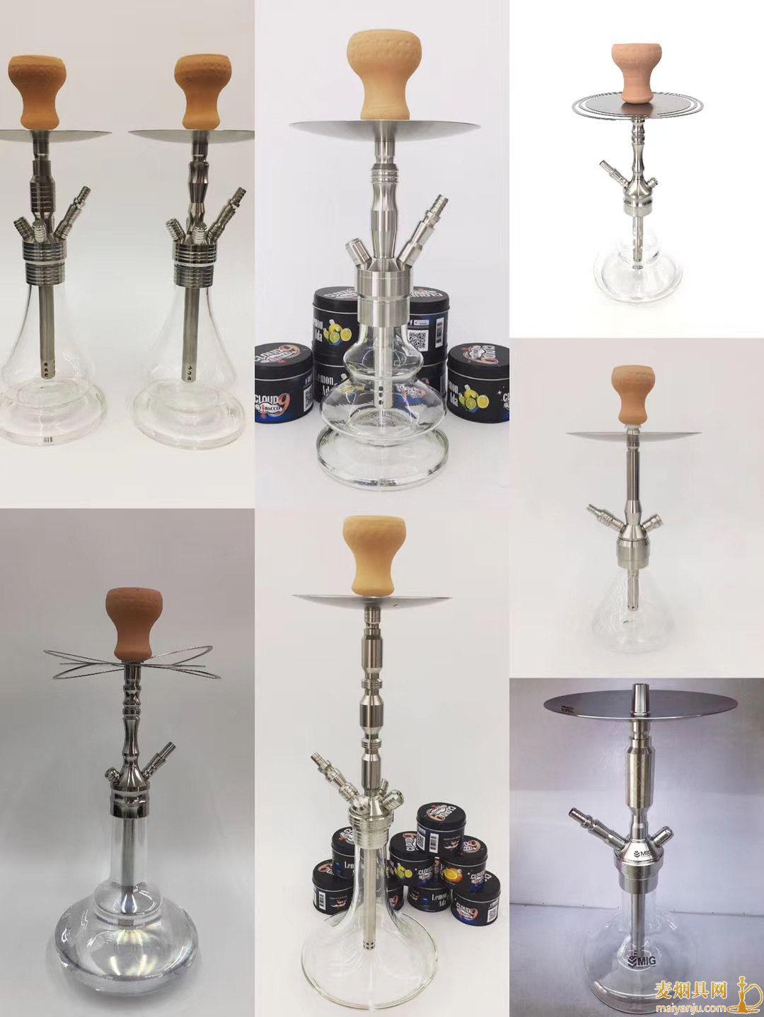 全网卖的最火的不锈钢阿拉伯水烟壶都有货