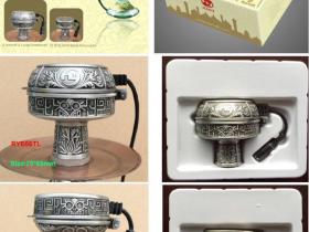 阿拉伯水烟壶电子水烟烟锅电加热不用碳