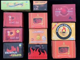 助燃阿拉伯水烟碳图片大全价格表