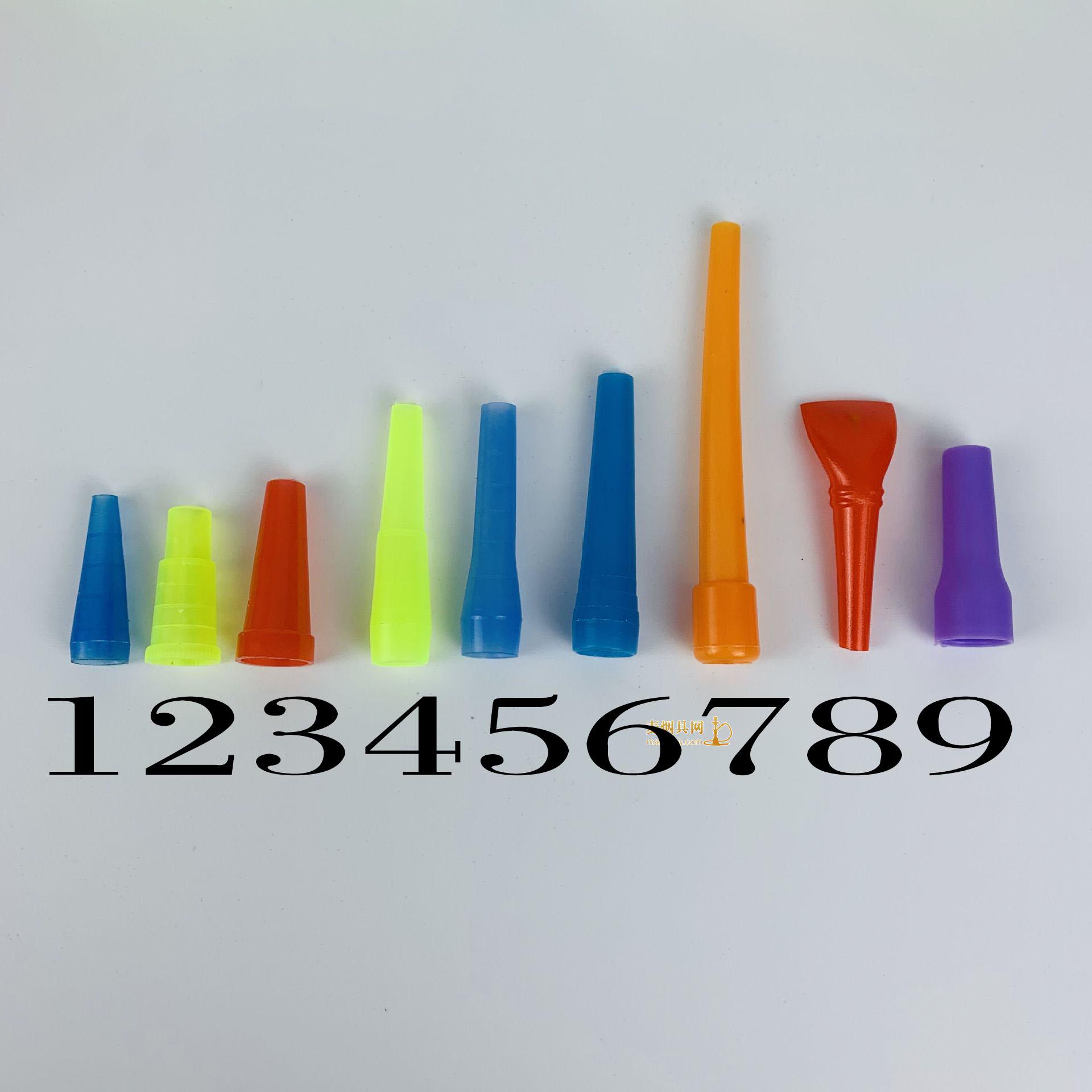 阿拉伯水烟一次性烟嘴123456789型号图片价格大全