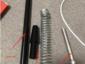 水烟吸管配件的使用