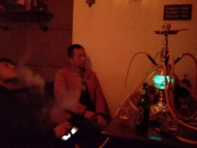 酒吧里面的水烟抽一次多少钱
