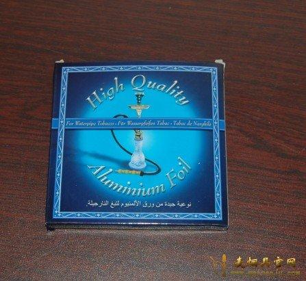阿拉伯水烟锡纸,阿拉伯水烟专用锡纸,每盒50张