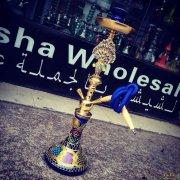 河南安阳夜色1898酒吧阿拉伯水烟壶欢迎您品尝!