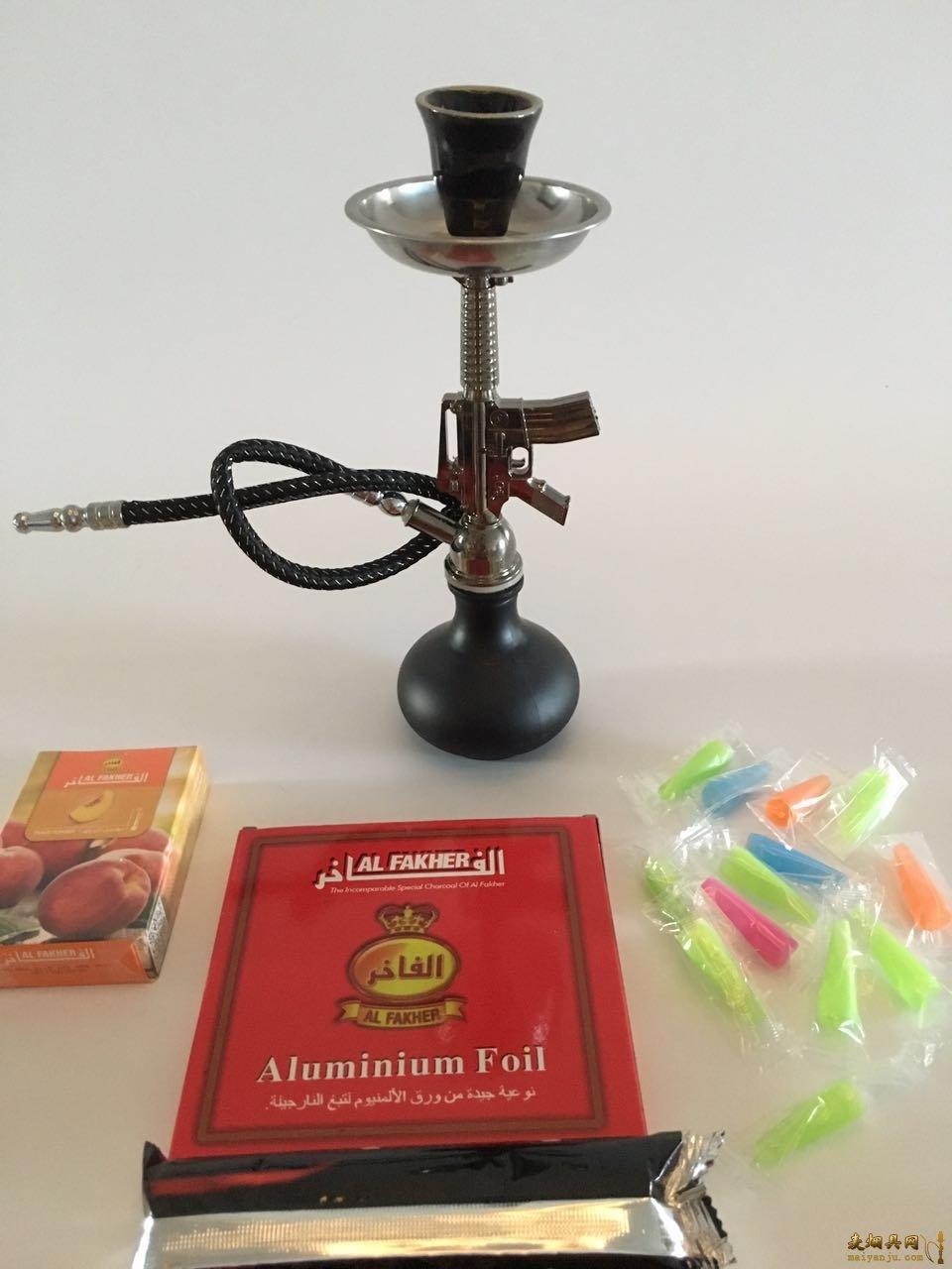 小号迷你阿拉伯水烟壶
