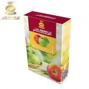 阿尔法赫烟膏 双苹果口味50克 迪拜原装进口烟料