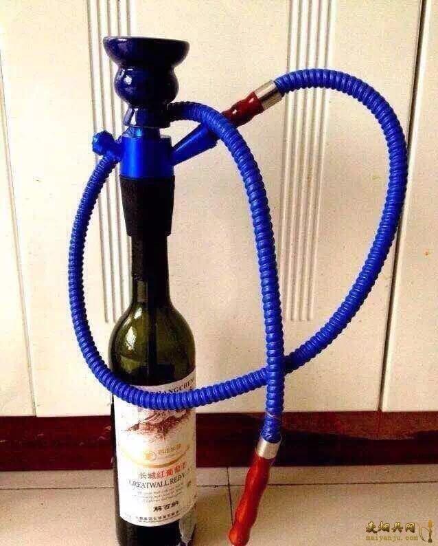 酒瓶水烟壶