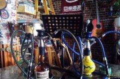 酒吧用酒瓶阿拉伯水烟壶