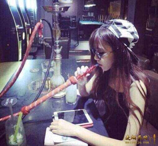 苏荷酒吧阿拉伯水烟