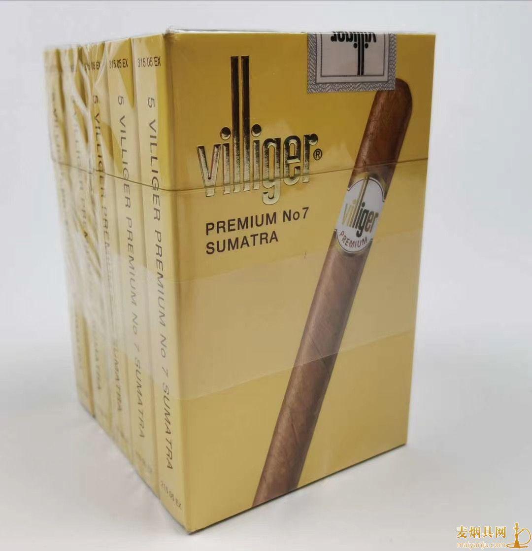 威利7号雪茄