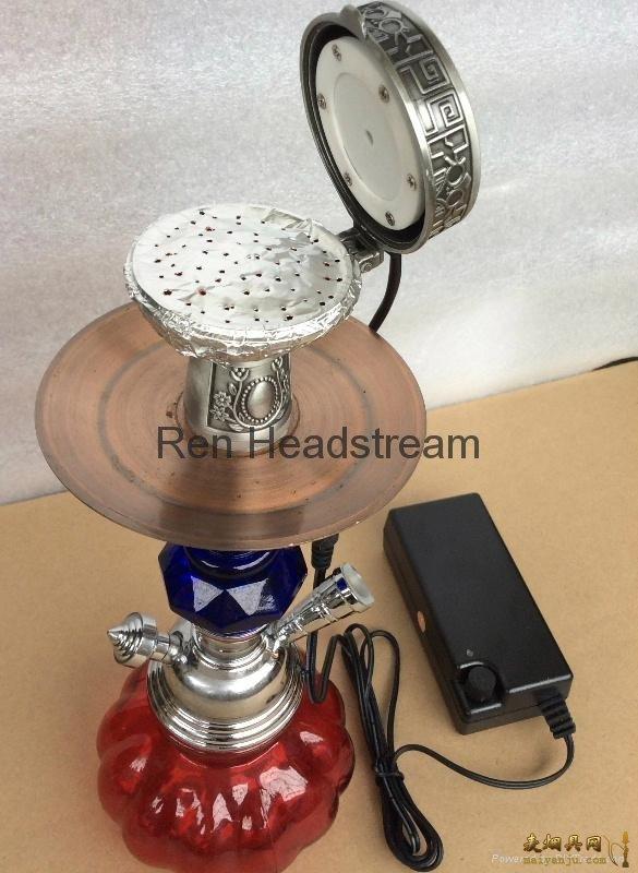 阿拉伯水烟电子烟锅炭